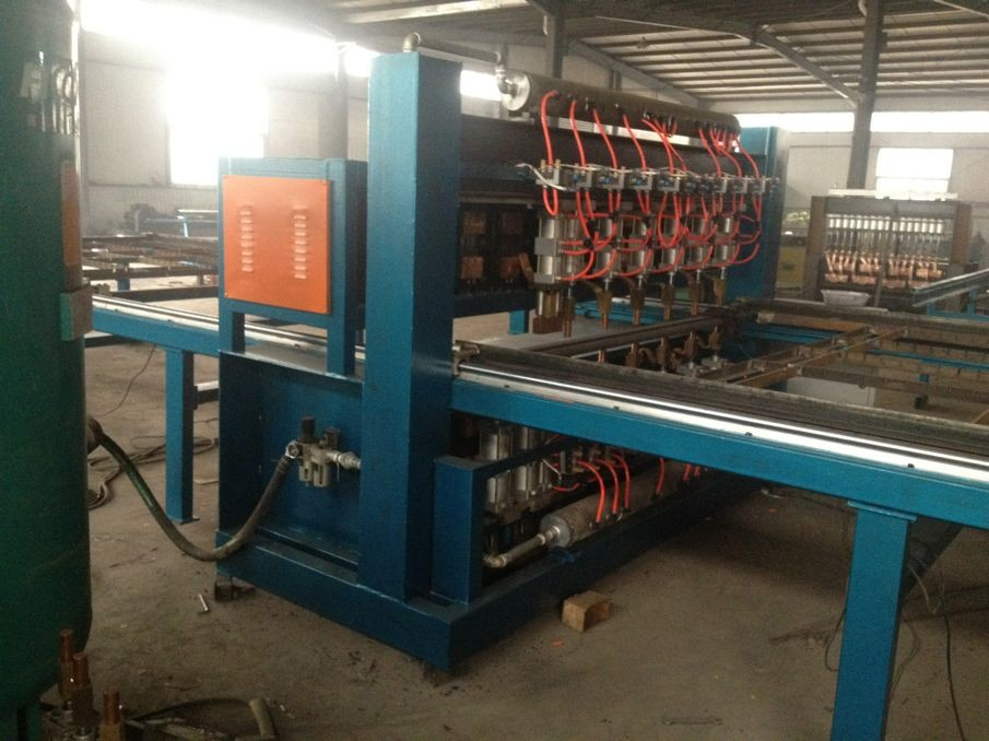 Pneumatic Reinforcing Mesh Panel Welding Machine service