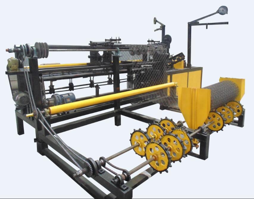 Hot Sale Product Chain Link Fence Machine