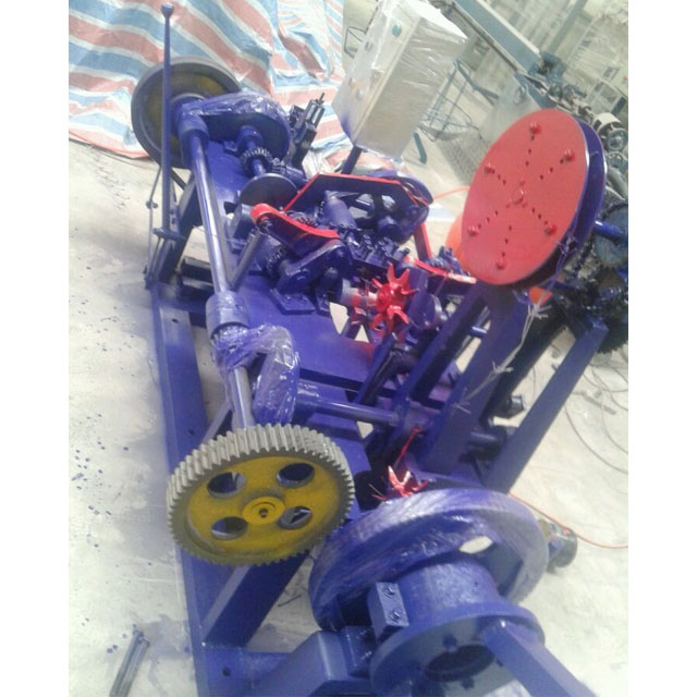Normal Double Twisted Barbed Wire Machine