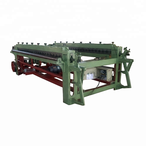 Horizontal Gabion Mesh Machine